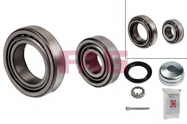 FAG 713610240 Комплект подшипника ступицы колеса