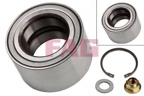 FAG 713630800 Комплект подшипника ступицы колеса