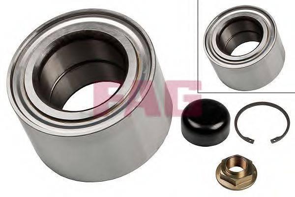 FAG 713630810 Комплект подшипника ступицы колеса