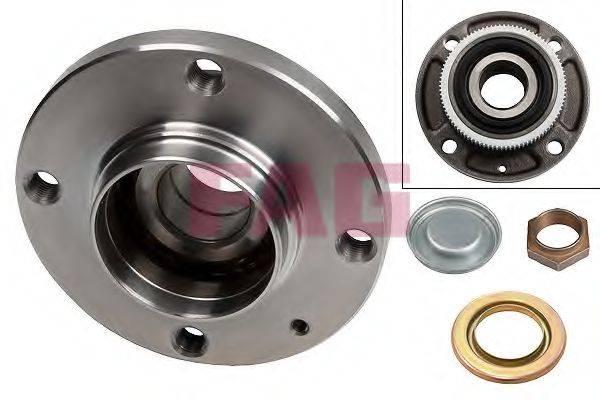 FAG 713650250 Комплект подшипника ступицы колеса