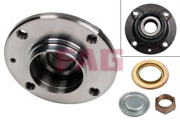 FAG 713640260 Комплект подшипника ступицы колеса
