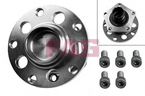 FAG 713610500 Комплект подшипника ступицы колеса