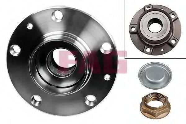 FAG 713640510 Комплект подшипника ступицы колеса