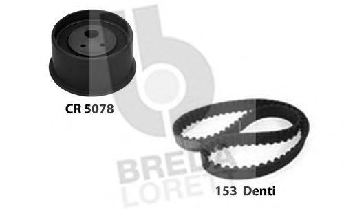 BREDA LORETT KCD0166 Комплект ремня ГРМ