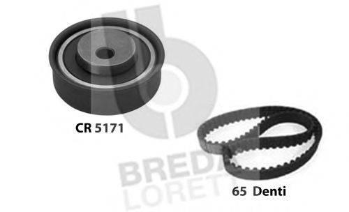 BREDA LORETT KCD0657 Комплект ремня ГРМ