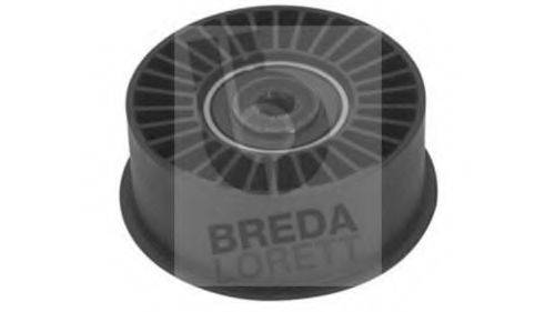 BREDA LORETT PDI3238 Паразитный / Ведущий ролик, зубчатый ремень