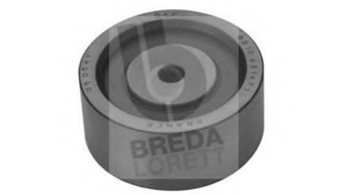 BREDA LORETT POA3239 Паразитный / ведущий ролик, поликлиновой ремень