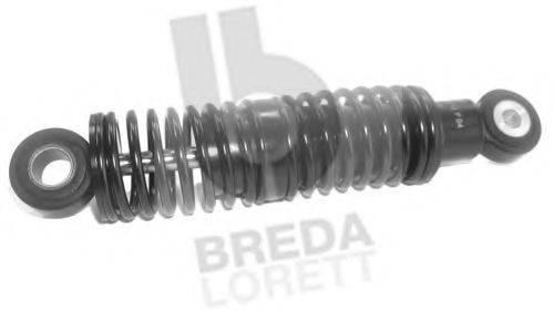 BREDA LORETT TOA3869 Амортизатор, поликлиновой ремень