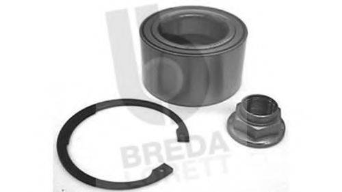 BREDA LORETT KRT2301 Комплект подшипника ступицы колеса