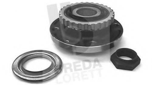 BREDA LORETT KRT2443 Комплект подшипника ступицы колеса