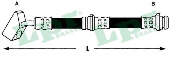LPR 6T46365 Тормозной шланг