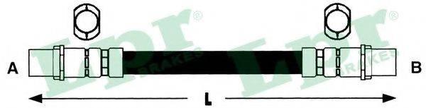 LPR 6T47870 Тормозной шланг