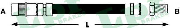 LPR 6T46006 Тормозной шланг