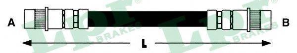 LPR 6T46025 Тормозной шланг