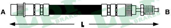 LPR 6T46565 Тормозной шланг