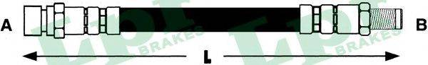 LPR 6T46431 Тормозной шланг