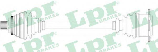 LPR DS14124 Приводной вал
