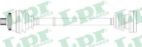 LPR DS14226 Приводной вал