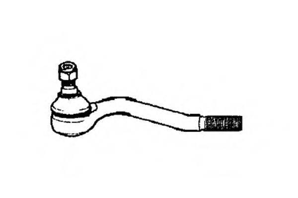 OCAP 0181129 Наконечник поперечной рулевой тяги