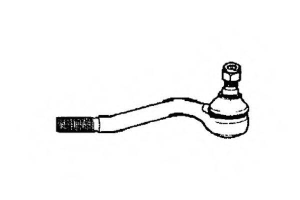 OCAP 0191129 Наконечник поперечной рулевой тяги
