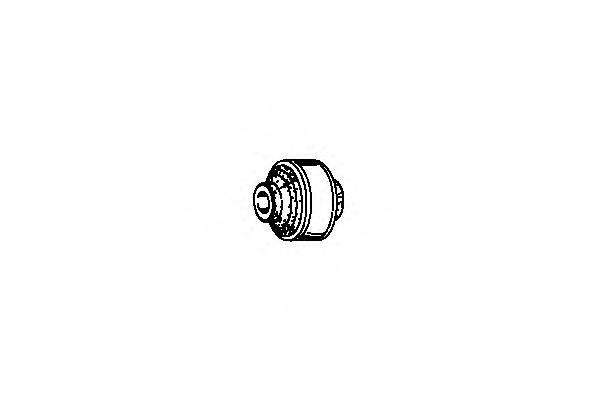 OCAP 1215156 Кронштейн, подушки рычага
