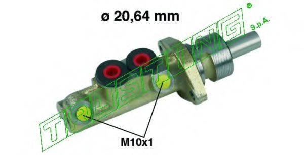 TRUSTING PF035 Главный тормозной цилиндр