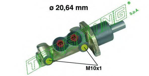 TRUSTING PF114 Главный тормозной цилиндр