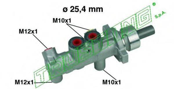 TRUSTING PF502 Главный тормозной цилиндр