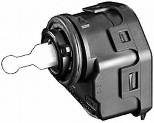 HELLA 6NM007878041 Регулировочный элемент, регулировка угла наклона фар