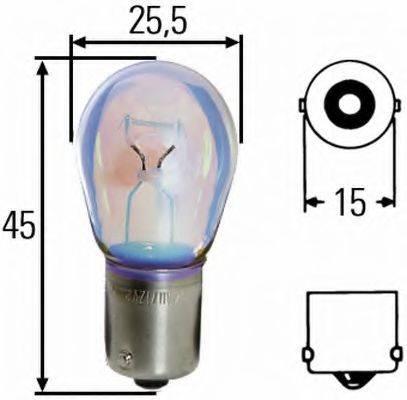 FAUN 1706-112 Лампа накаливания, фонарь указателя поворота; Лампа накаливания, фонарь сигнала торможения; Лампа накаливания, задняя противотуманная фара; Лампа накаливания, фара заднего хода; Лампа накаливания, задний гарабитный огонь; Лампа накаливания; Лампа накаливания, фонарь указателя поворота; Лампа накаливания, фонарь сигнала торможения; Лампа накаливания, задняя противотуманная фара; Лампа накаливания, фара заднего хода