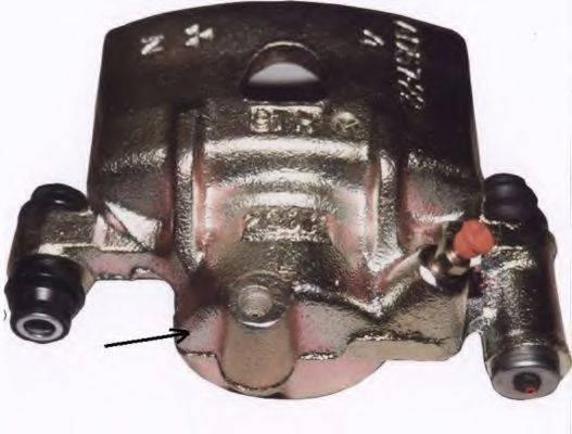 HELLA 8AC355392311 Тормозной суппорт