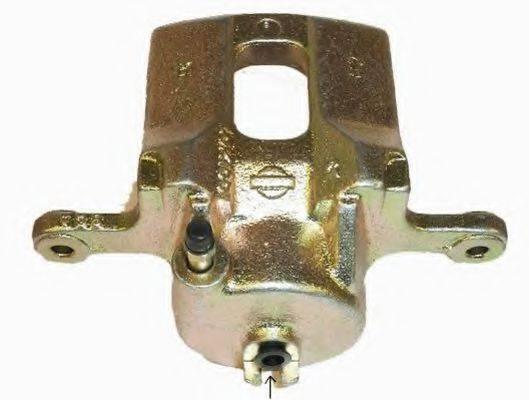 HELLA 8AC355393861 Тормозной суппорт