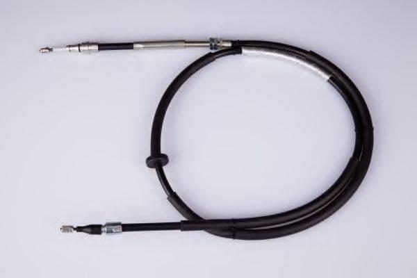 HELLA 8AS355668941 Трос, стояночная тормозная система