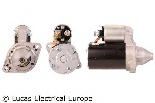 LUCAS ELECTRICAL LRS00473 Стартер