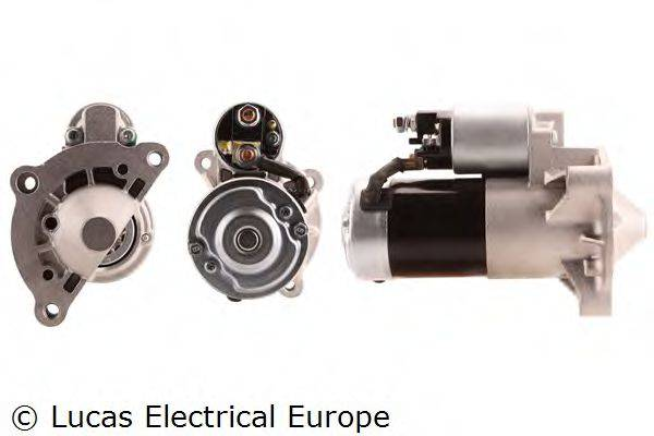 LUCAS ELECTRICAL LRS00751 Стартер