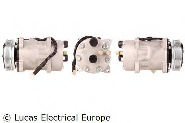 LUCAS ELECTRICAL ACP127 Компрессор, кондиционер