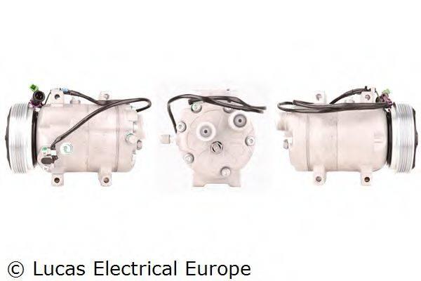LUCAS ELECTRICAL ACP160 Компрессор, кондиционер