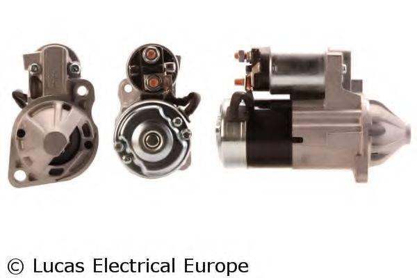 LUCAS ELECTRICAL LRS02518 Стартер