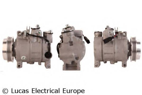 LUCAS ELECTRICAL ACP863 Компрессор, кондиционер