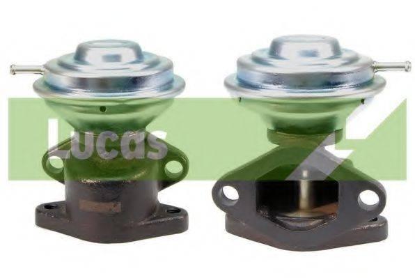 LUCAS ELECTRICAL FDR262 Клапан возврата ОГ