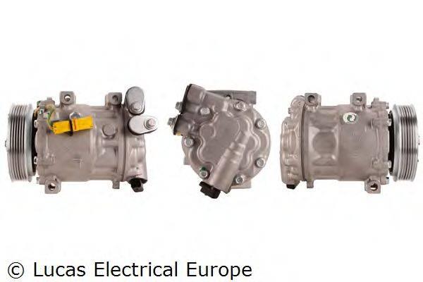 LUCAS ELECTRICAL ACP426 Компрессор, кондиционер