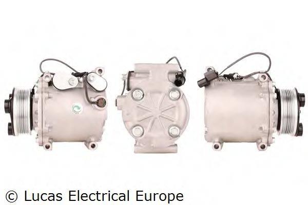LUCAS ELECTRICAL ACP722 Компрессор, кондиционер