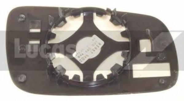LUCAS ELECTRICAL LR0058 Зеркальное стекло, узел стекла