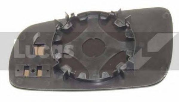 LUCAS ELECTRICAL LR0181 Зеркальное стекло, узел стекла