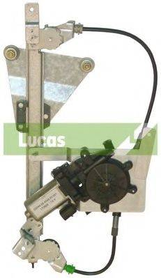 LUCAS ELECTRICAL WRL1213R Подъемное устройство для окон
