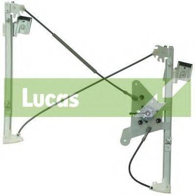 LUCAS ELECTRICAL WRL2006L Подъемное устройство для окон