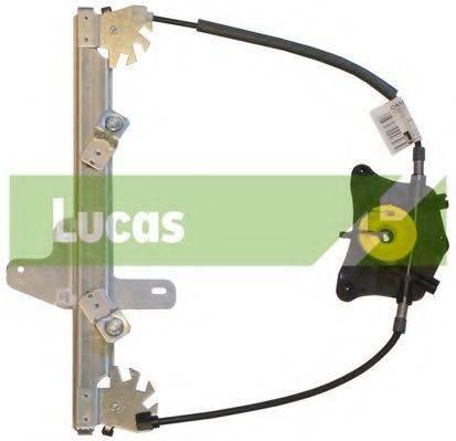 LUCAS ELECTRICAL WRL2078R Подъемное устройство для окон