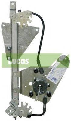 LUCAS ELECTRICAL WRL2152L Подъемное устройство для окон