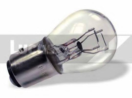 LUCAS ELECTRICAL LLB566 Лампа накаливания, фонарь сигнала торможения; Лампа накаливания, задняя противотуманная фара; Лампа накаливания, задний гарабитный огонь