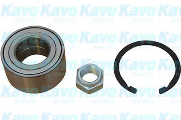 KAVO PARTS WBK5523 Комплект подшипника ступицы колеса